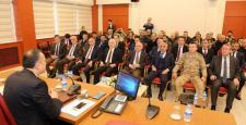Gümüşhane'de İl Ekonomi Toplantısı gerçekleştirildi